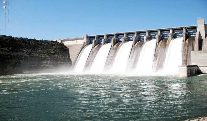 small hydro power dams