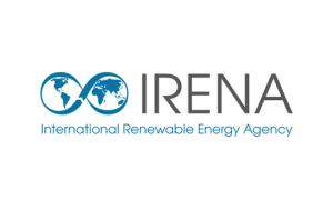The International Renewable Energy Agency (IRENA) logo