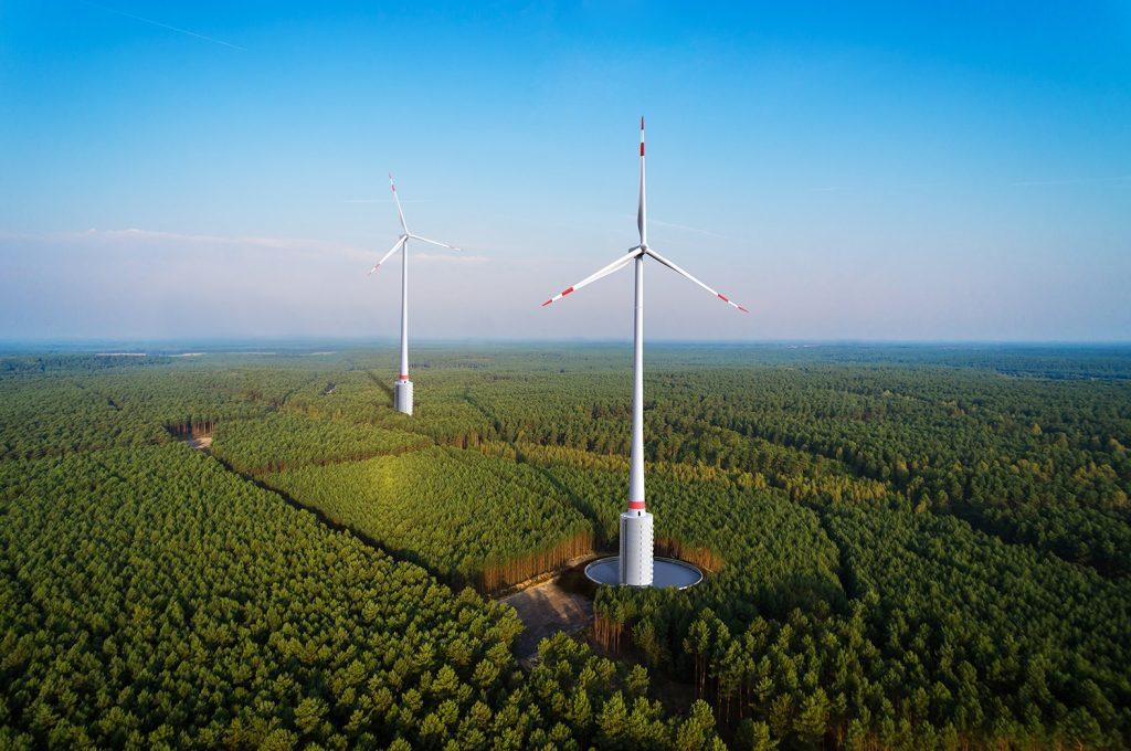 hybrid wind-hydro power system