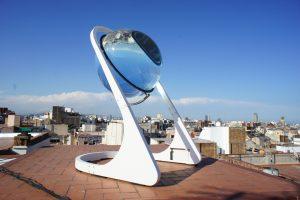 Rawlemon Solar Courtesy: Indiegogo.com