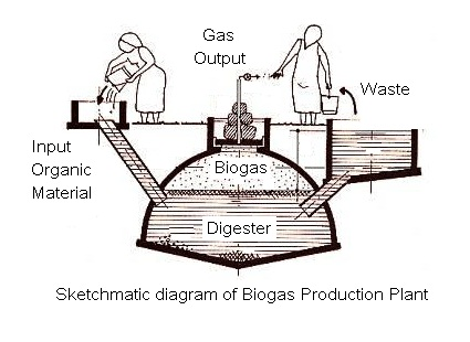 Biodigester pictorial