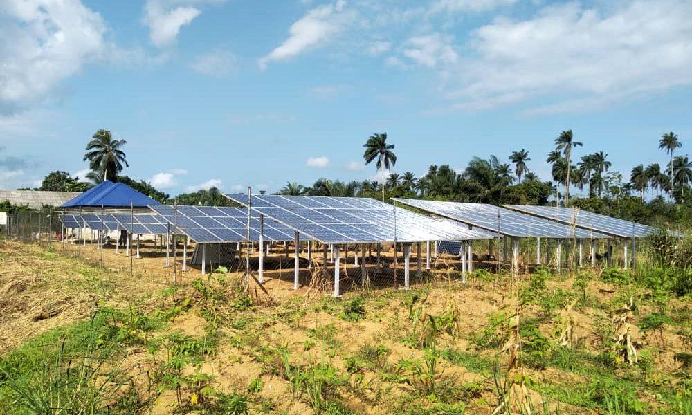 Akpabom solar project